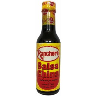 Salsa China Ranchero (Sojasauce) 150ml