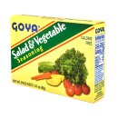Sazon Goya Salad and vegetable